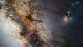 4 Heart of the Milky Way (68.7 x 120 cm) VERKOCHT