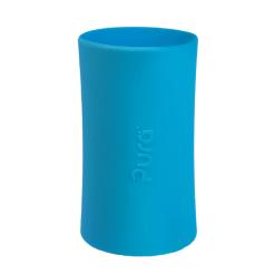 Purakiki Silikonüberzug Sleeve blau