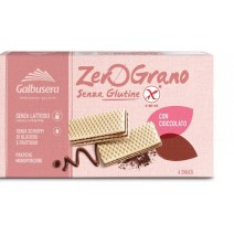 wafer zerograno con cioccolato