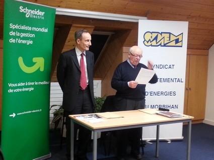 Smart Grid: une première française dans le Morbihan
