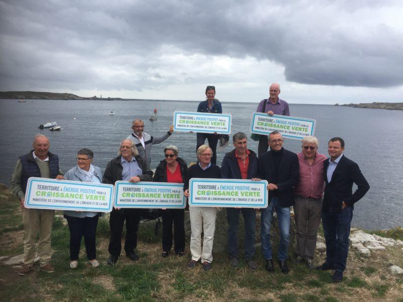 Transition énergétique: les îles bretonnes toujours en action