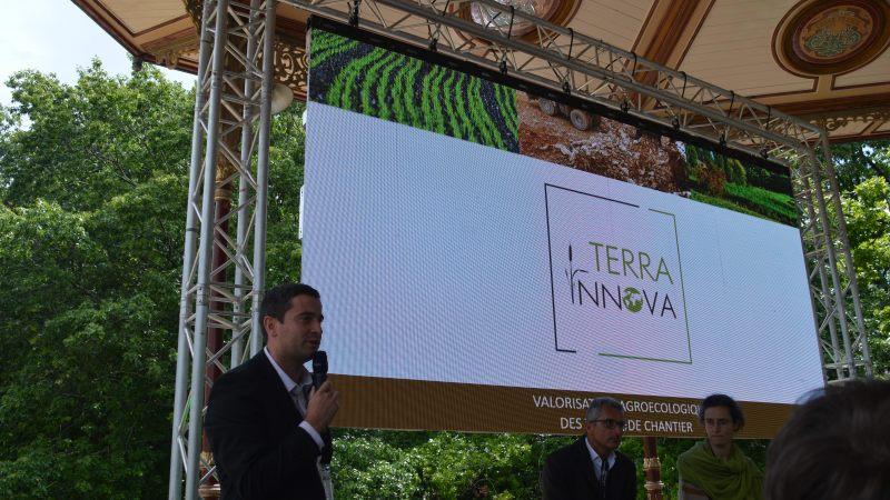 TerraInnova transforme les terres de chantier au service de l'agroécologie