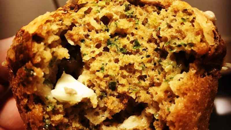 La recette. Les muffins zéro déchet