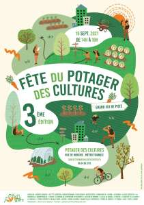Rennes (35) - Fête du potager des cultures 3e édition