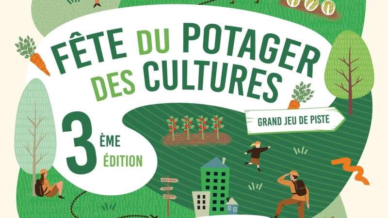 Rennes (35) – Fête du potager des cultures 3e édition