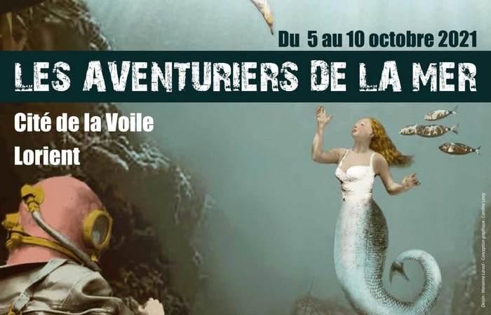 Les Aventuriers De La Mer jettent l'ancre à Lorient