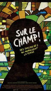 Bain de Bretagne (35), Sur le champ, Projection-débat @ Cinéma Le Scénario