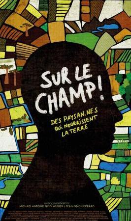 Bain de Bretagne (35), Sur le champ, Projection-débat