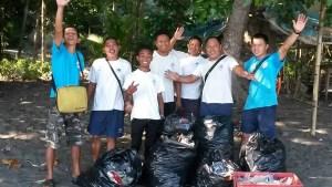 Eco Divers Manado joyful Team!