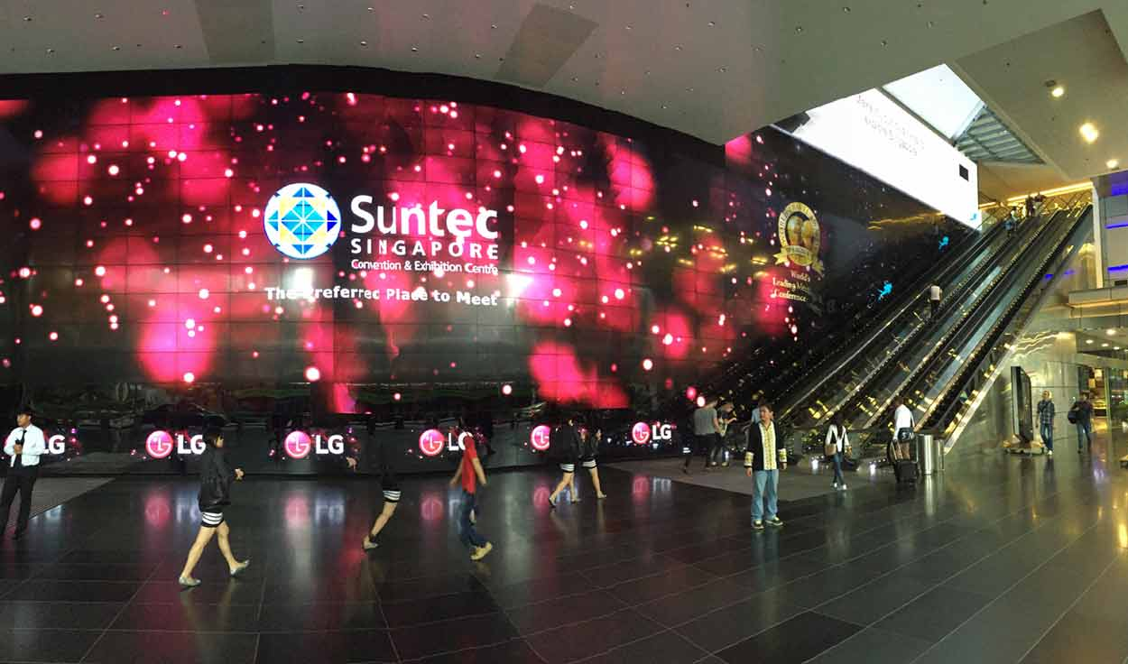 Adex at Suntec