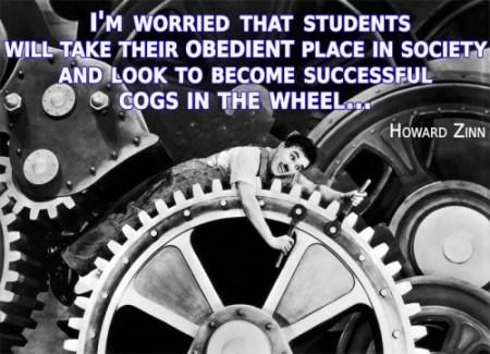 Cogs in a Wheel