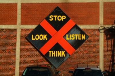 Stop,Look,Listen,Think
