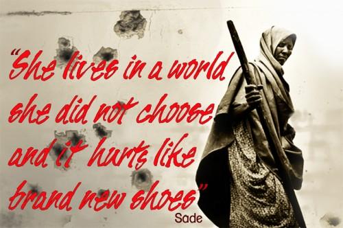 woman in somalia