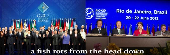 G20 + Rio20