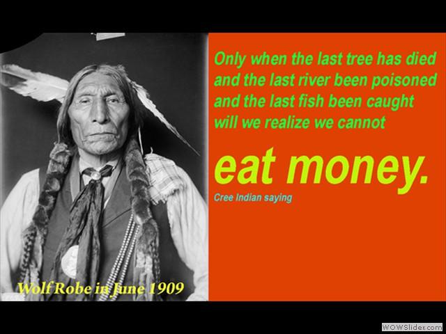 Eat Money