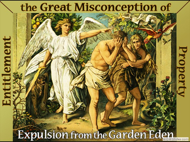 Great Misconception of Expulsion