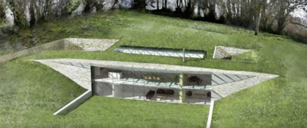 Earth Sheltered Home Designs Explanation