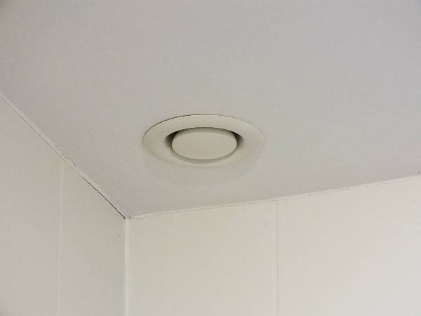 humidity sensing fans for bathrooms