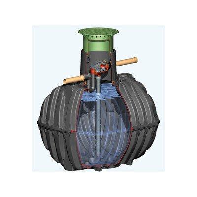 Graf Carat Regenwassertank 2.700 — 1.3000 Liter