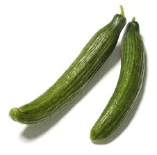 Organic  Cucumber -Telegraph - 2 or more 1