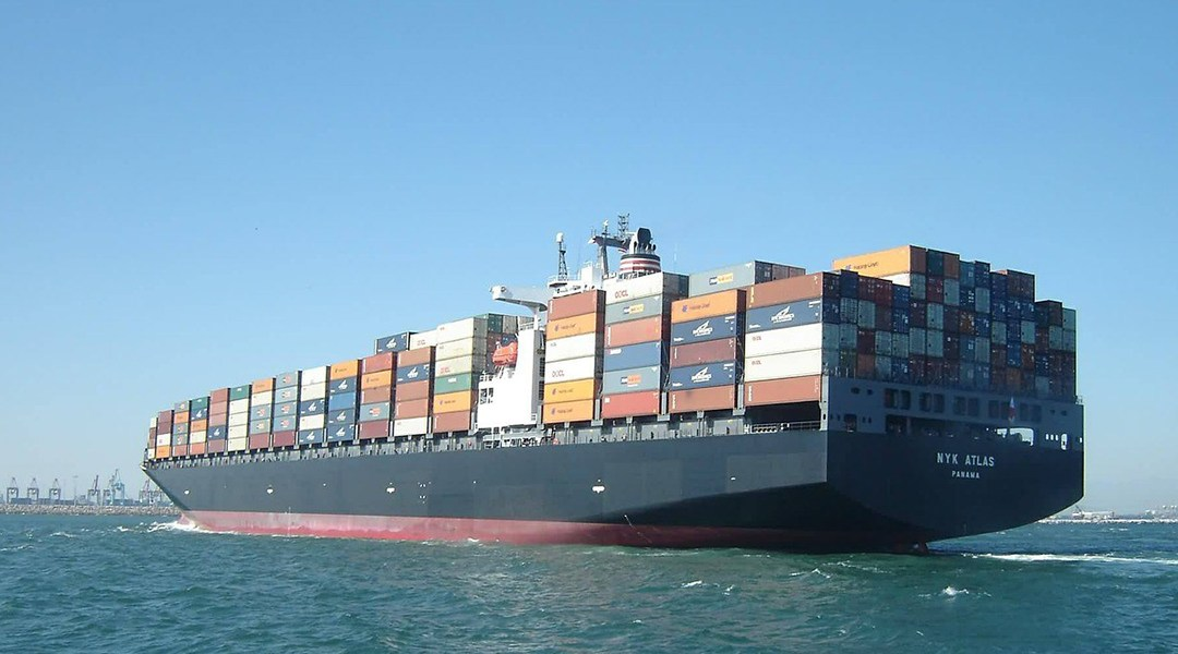Ver weg zonder vliegen – reis met een vrachtschip