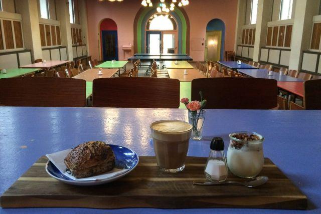 Kopenhagen-Absalonkerk-ontbijt