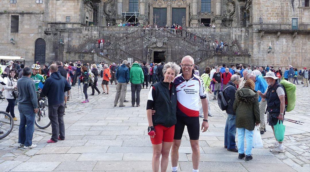 Pelgrimstocht naar Santiago: bezinnen op de fiets
