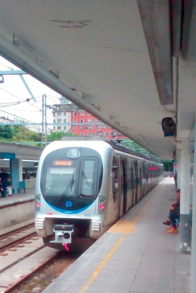 Spaanse trein
