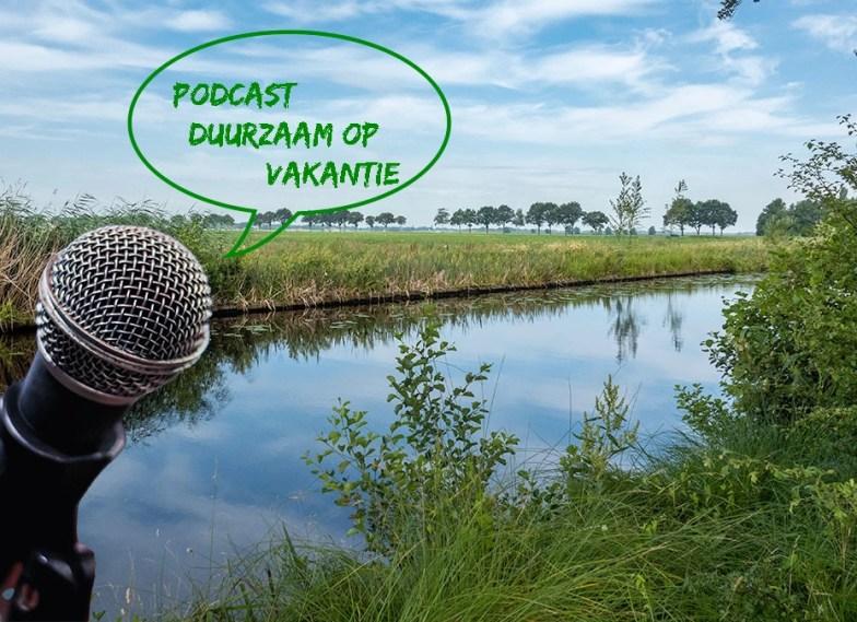 Podcast-Duurzaam op vakantie