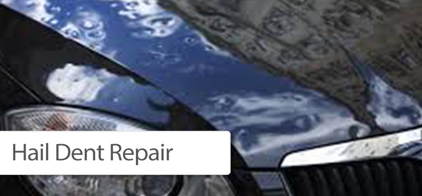 Auto Hail Repair & Dent Removal
