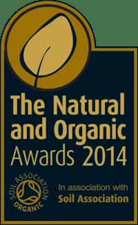 organic awards