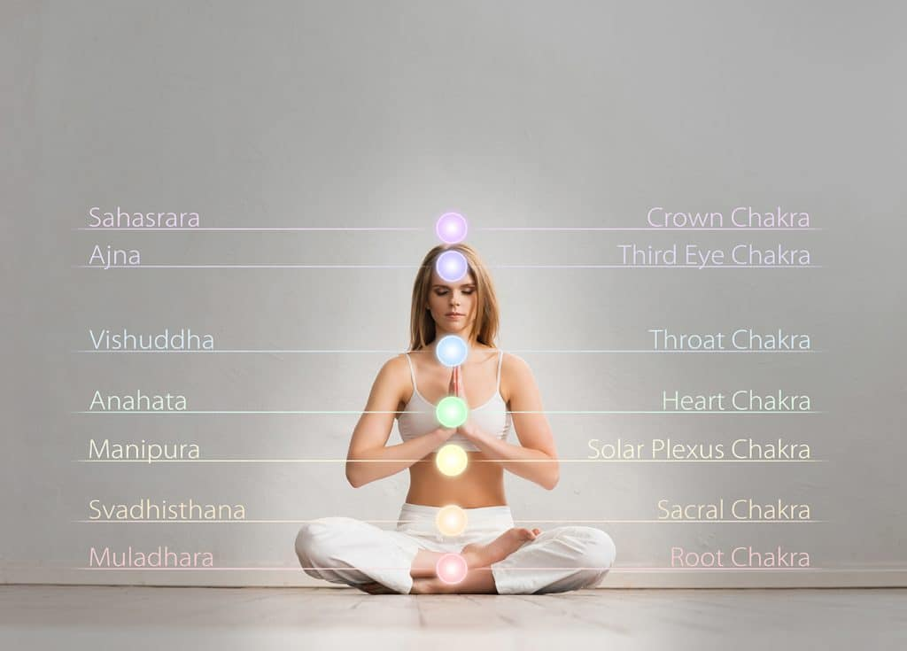 Chakra healer Belinda Davidson helps people find balance and a new outlook through balancing their chakras.