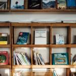 広島県呉市と熊野町の古本屋さんとブックカフェ。