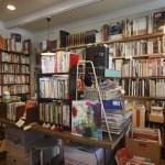 滋賀県彦根市の古本屋さんとブックカフェ。