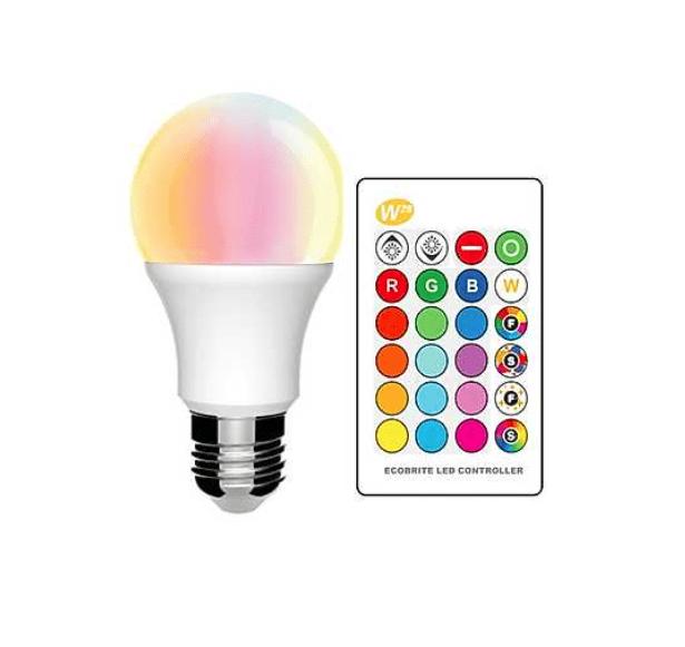RGB E27 Bulb