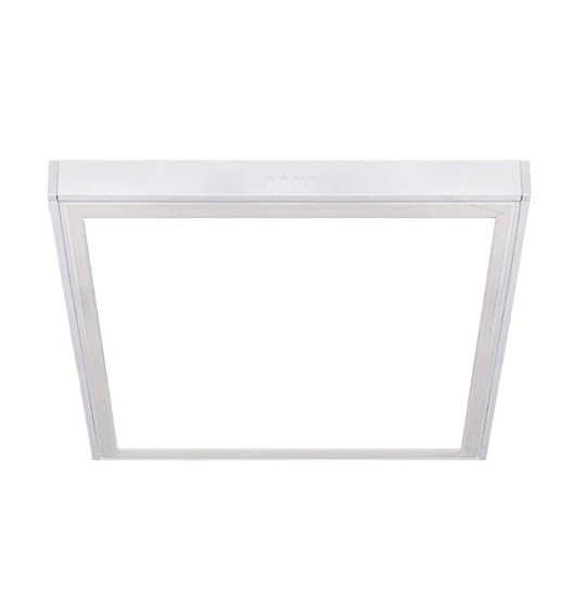LED 7000K LED panel with frame