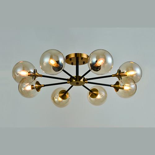 Indoor Lighting Pendants CP33 | AMBER CEILING LIGHT