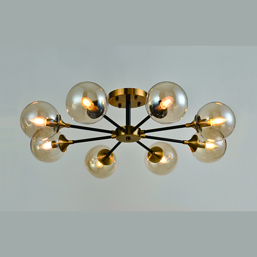 Indoor Lighting Pendants CP33 | AMBER CEILING LIGHT