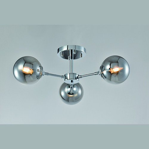 Indoor Lighting Pendants CH35   DARK/SMOKE