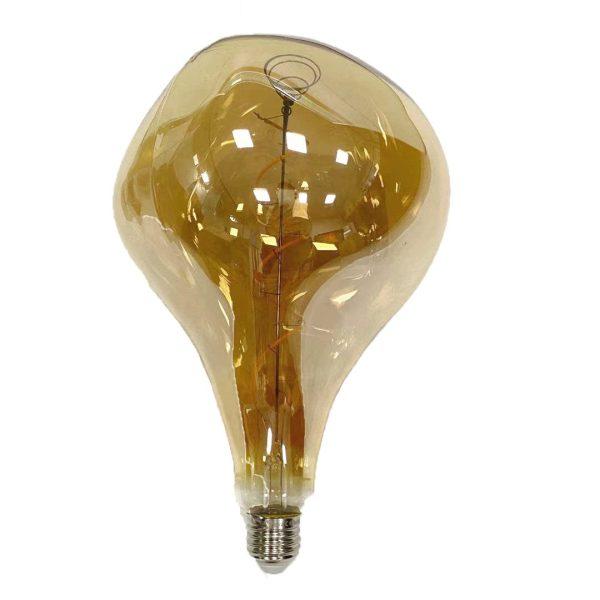 Amber Filament Bulb