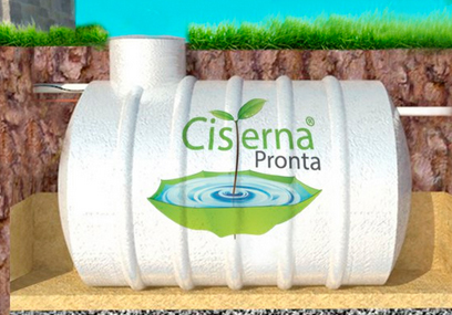 Cisterna Pronta ECOCASA
