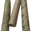 brown recycled paper rolls
