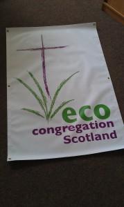 Eco-Congregation Scotland banner