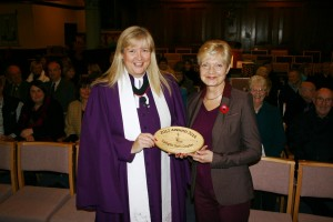 Forfar East and Old Church presentation