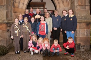 Church ECO Group - May 2013