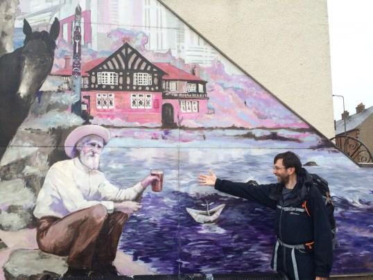A helping hand from John Muir