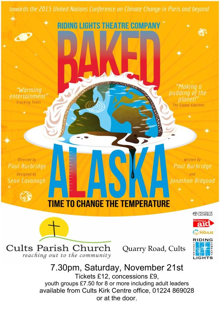 CPC Baked Alaska Poster