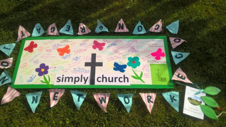 Simply Church Event 27 August 2016