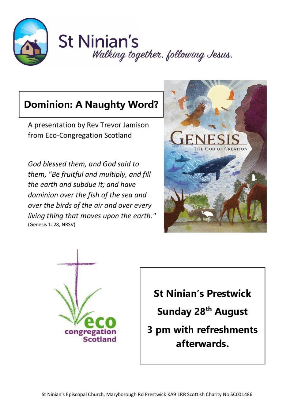 St Ninians Prestwick poster-page-001