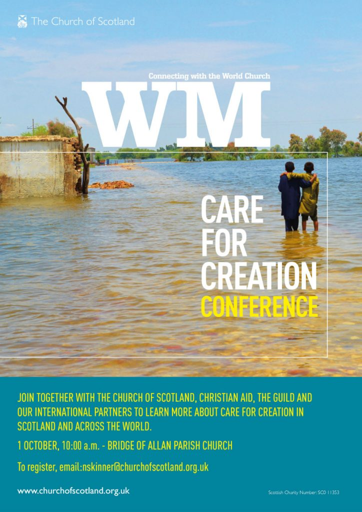 WM Caring for Creation POSTER